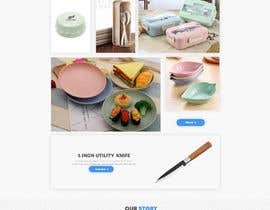 #45 for Cool Website Design for Store by clevpro52