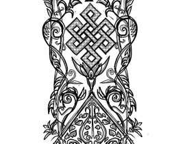 #4 for Tattoo design sleeve by riomaretha