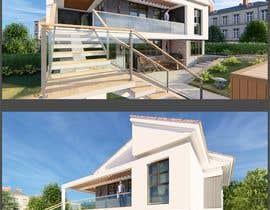 Nro 41 kilpailuun Makeover - House / Facade with Swimming Pool & Garden käyttäjältä faisolfuady