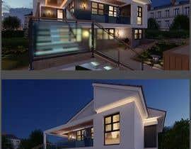 Nro 42 kilpailuun Makeover - House / Facade with Swimming Pool & Garden käyttäjältä faisolfuady