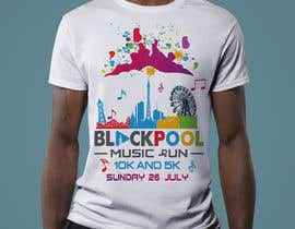 #21 for Tee Design for Fun Run in Blackpool by Rakibul0696