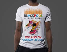 #29 for Tee Design for Fun Run in Blackpool by Rakibul0696