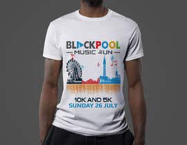#31 for Tee Design for Fun Run in Blackpool by Rakibul0696