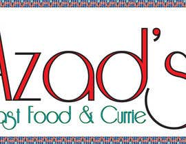 #152 para Logo Design for Azad's por jascoinc