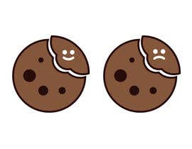 #21 cho Create 2 SVG icons for website in shape of cookie bởi bojan33