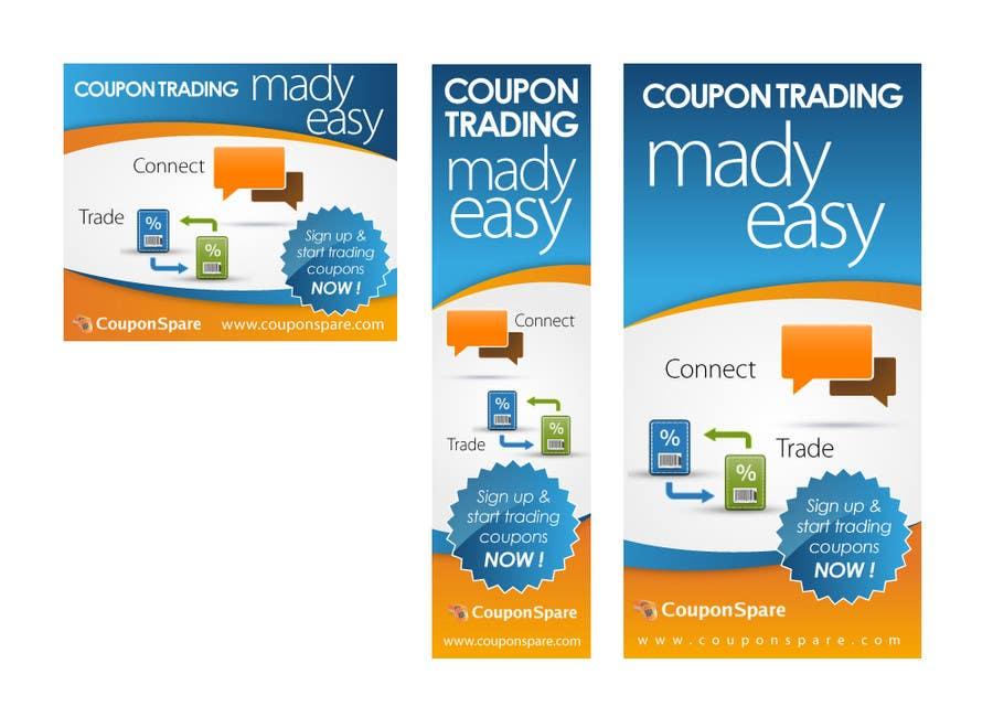 Bài tham dự cuộc thi #                                        10                                      cho                                         Banner Ad Design for Coupon Trading