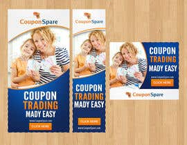 #7 for Banner Ad Design for Coupon Trading af miekee09