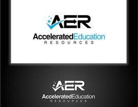#9 for Logo Design for Accelerated Education Resources af jummachangezi