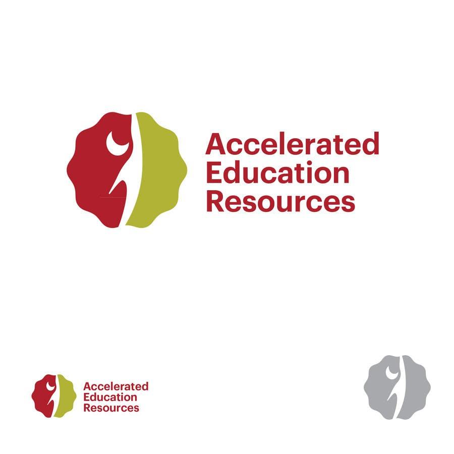 Penyertaan Peraduan #                                        5                                      untuk                                         Logo Design for Accelerated Education Resources
