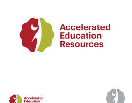 #5 untuk Logo Design for Accelerated Education Resources oleh pjison