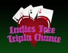 #6 para Projetar um Banner for Poker Tournament Ladies Free por gdjuliana