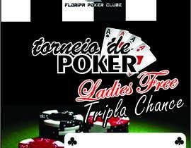 #2 para Projetar um Banner for Poker Tournament Ladies Free por tiagoschulz45