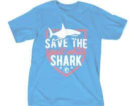 #81 для Graphic Design for Endangered Species - Great White Shark от voltes098