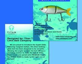 #8 untuk Need Fishing Retail Insert Card Designed oleh tagarasad31