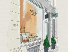 #75 for draw a store from a picture af kaushalyasenavi