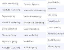 #115 cho Marketing Agency Web Address bởi writerasad