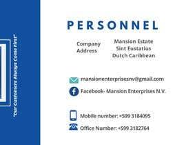#6 untuk Business Card Design oleh AminahLatif