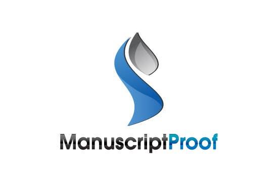 Bài tham dự cuộc thi #                                        86                                      cho                                         Logo Design for Manuscript Proof