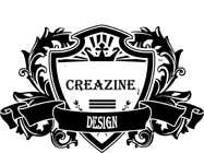 """Design a Logo for """"Creazine Design"""" için Graphic Design40 No.lu Yarışma Girdisi"""