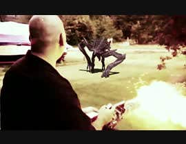 #10 pentru Add Sound and FX ------ 10 second clip  ------------ Add gun shots ----------- Monster scene  ---------  Film de către mohammadabdur999
