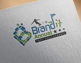 #25 для Brandit Annual Foot Golf logo от YhanRoseGraphics