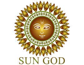 #55 for Logo Image, The SUN GOD by Ripon8606