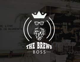 #43 for @thebrewsboss logo by Bilawal24