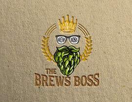 #39 for @thebrewsboss logo by ubhiskasibe
