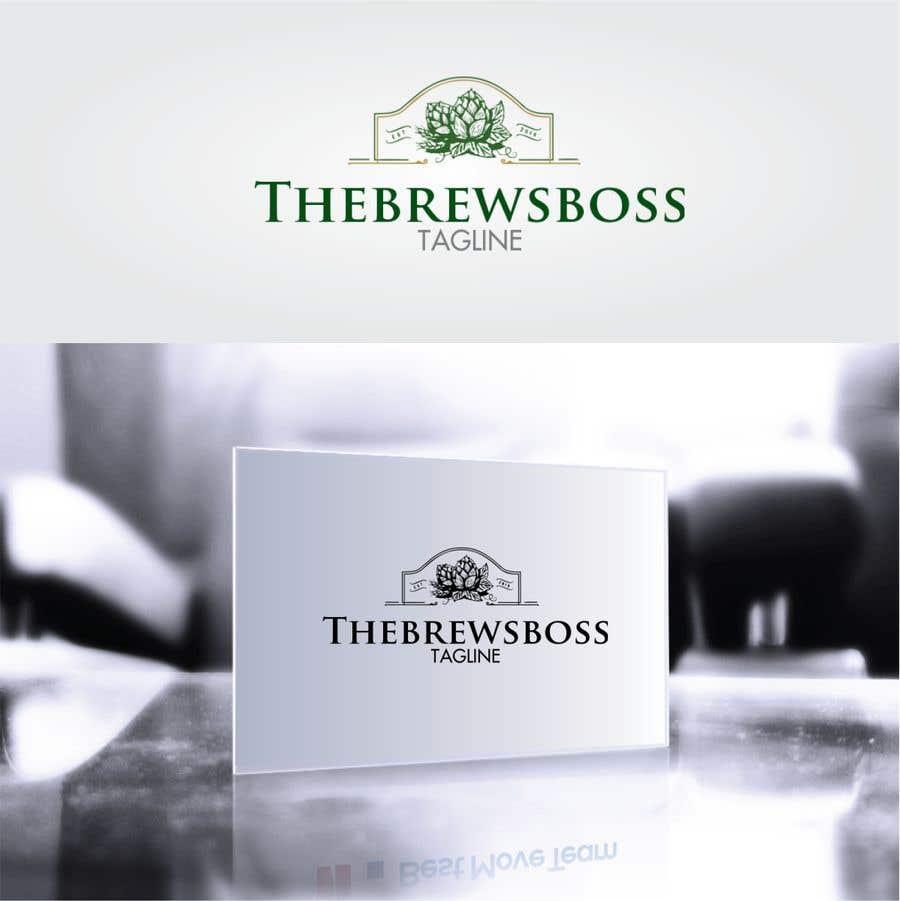 Contest Entry #42 for @thebrewsboss logo