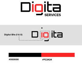 #10 cho Logo & Name brand for Digita Services bởi LubiAnand