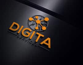 #113 cho Logo & Name brand for Digita Services bởi jaktar280