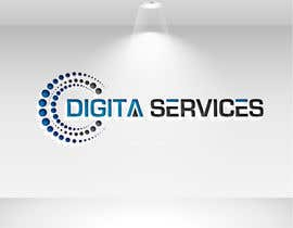 #139 for Logo & Name brand for Digita Services by solaymankhan340