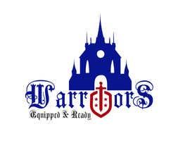 #40 untuk Kids Warrior logo oleh brijwanth