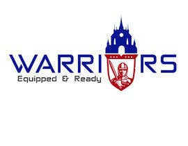 #46 untuk Kids Warrior logo oleh brijwanth