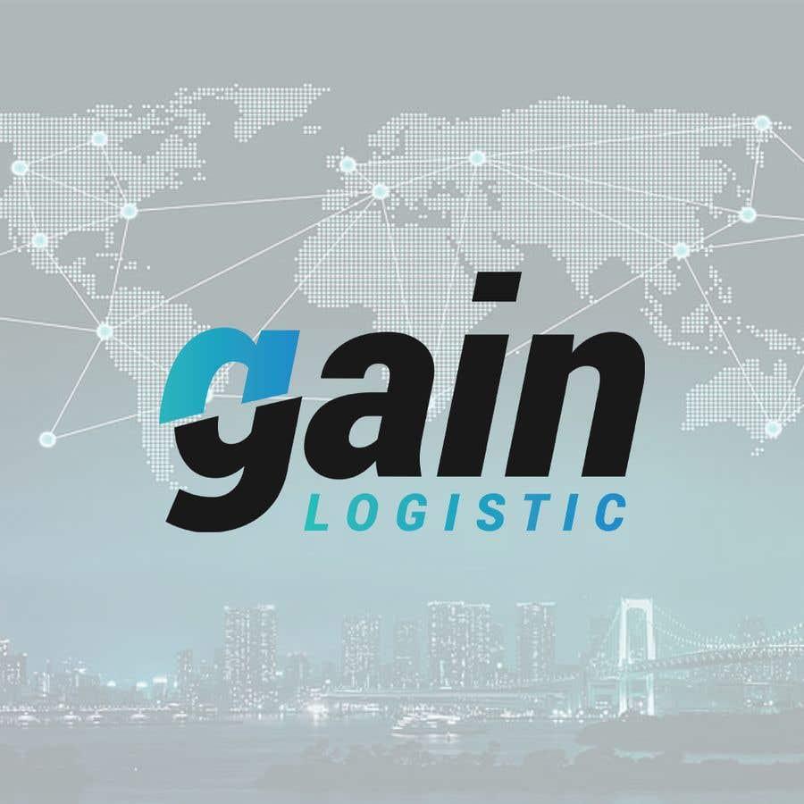 Konkurrenceindlæg #477 for Logo Design - Gain Logistics