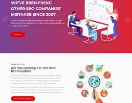 #5 for Build me a 1 page website af mdbelal44241