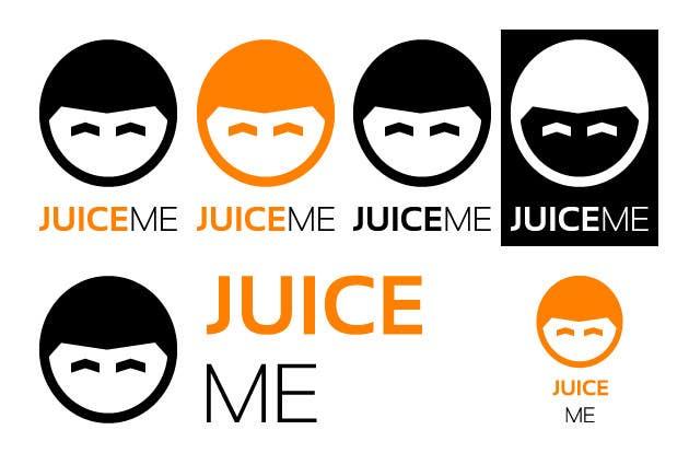 Inscrição nº                                         17                                      do Concurso para                                         Logo Design for Juice Me