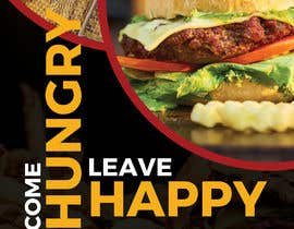 #9 for New flyer and Freshup logo for BFC (burger foodplace) by designcreativ