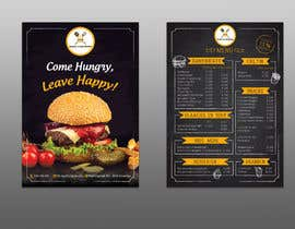 #64 for New flyer and Freshup logo for BFC (burger foodplace) by enas80