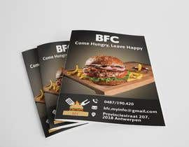 #18 for New flyer and Freshup logo for BFC (burger foodplace) by SIAsibul