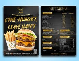 #19 for New flyer and Freshup logo for BFC (burger foodplace) by Yahmadi
