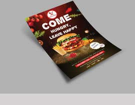 #102 for New flyer and Freshup logo for BFC (burger foodplace) by knackitbd