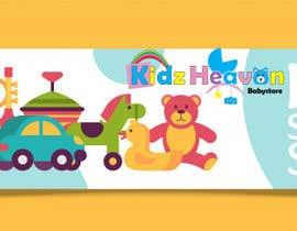 ezo2016 tarafından Banner for Kids Store için no 1