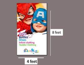 Mhasan626297 tarafından Banner for Kids Store için no 19