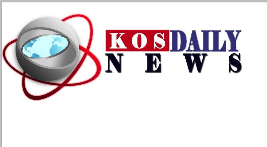 Proposition n°                                        34                                      du concours                                         Logo Design for news WEBSITE