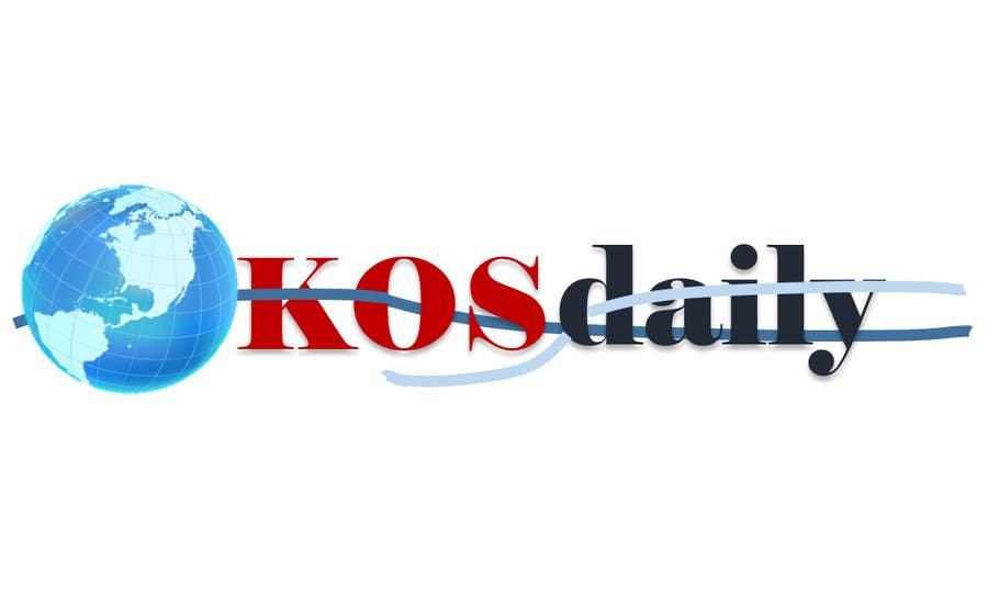 Proposition n°                                        63                                      du concours                                         Logo Design for news WEBSITE