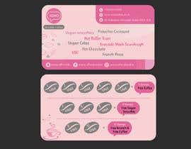 Nro 24 kilpailuun Design  a loyalty card for coffee shop__ Must read  project details and check files before designing käyttäjältä naymafabliha