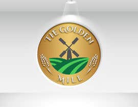 "#11 for A Logo for ""The Golden Mill"" by ShihabSh"