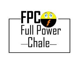 "Alifshadman tarafından I need a logo that has the words ""Full Power Chale"" and/or ""FPC"". Maybe a picture that shows strength and/or power. It needs to be able to be printed/embroidered on clothing ie T shirt için no 40"