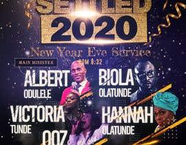 #21 untuk New years Flyer Design oleh SowatAhsan